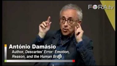 Antonio Damasio: Emotions and Evolution - What Would Genes Do?