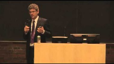 Geoffrey Miller: Sexual Evolution and Runaway Consumerism