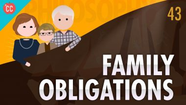 Crash Course Philosophy #43: Family Obligations