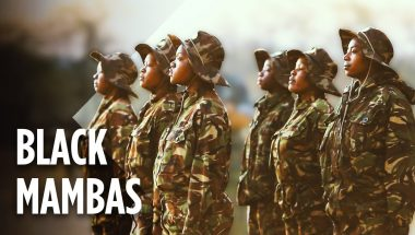 How An Unarmed Group Of Women Fight Poachers In Africa