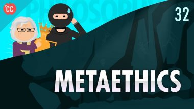 Crash Course Philosophy #32: Metaethics