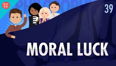 Crash Course Philosophy #39: Moral Luck