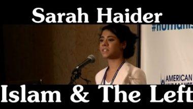 Sarah Haider: Hypocrisy & Theocracy