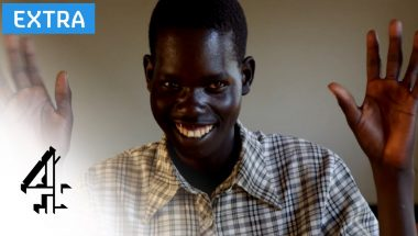 The struggles of a deaf Ugandan boy with a happy ending