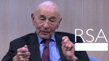 Walter Mischel on Self-Control