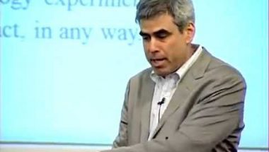 Wegstock lectures 4: Jonathan Haidt - Moral judgement