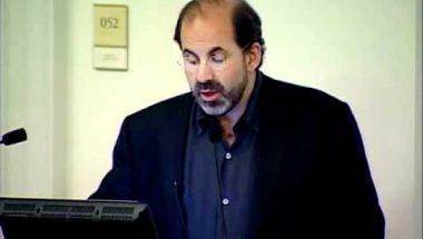 Wegstock lectures 13: Jon Krosnick - Perception
