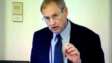 Wegstock lectures 15: Bill Crano - Drug use / Persuasiveness