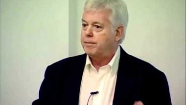 Wegstock lectures 16: Robin Vallacher - Social behavior research