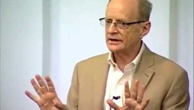Wegstock lectures 17: Jamie Pennebaker -