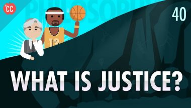 Crash Course Philosophy #40: What Is Justice?