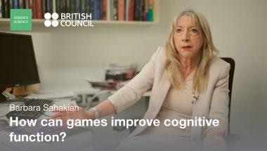 Barbara Sahakian: Brain Training