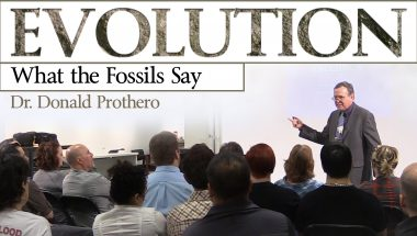 Donald Prothero: Evolution - What the Fossils Say