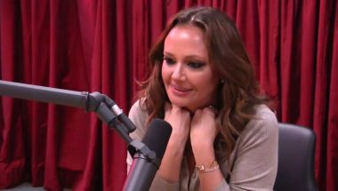 Leah Remini on Finding Out About Xenu