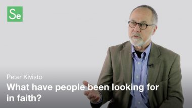 Peter Kivisto: Sociology of Religion