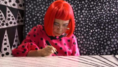 Yayoi Kusama: Obsessed with Polka Dots