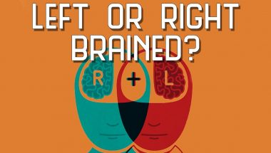 The Myth of Being Left or Right Brained
