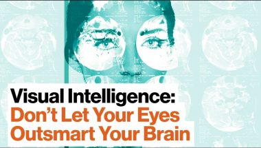 Amy Herman: 4 Steps for Optimizing Situational Awareness and Visual Intelligence