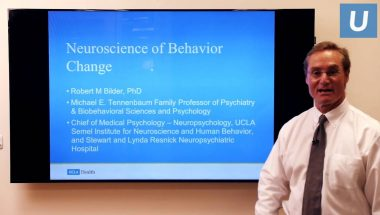 Robert Bilder: Neuroscience of Behavior Change