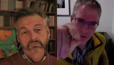 Robert Wright & Christof Koch: Quantifying consciousness