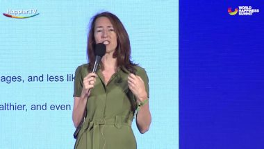 Sonja Lyubomirsky: The How of Happiness