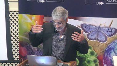 Charalambos P. Kyriacou: Genetics of biological rhythms