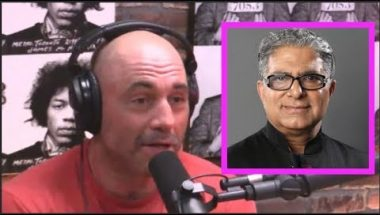 Joe Rogan & Sean Carroll on Deepak Chopra woo woo word salad