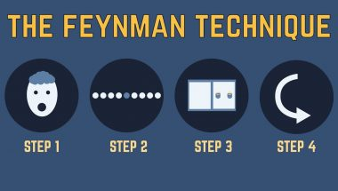 The Feynman Technique: How to Study Way More Effectively