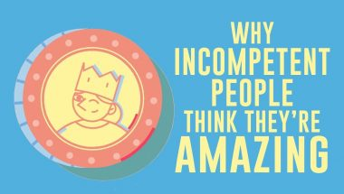 Dunning-Kruger effect: Why incompetent people think they're amazing