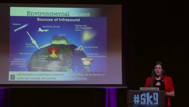 Margee Kerr: The Science of Sensed Presence