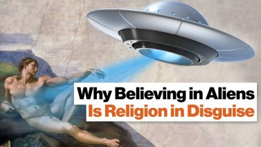 Michael Shermer: Why Believing in Aliens Is Religion in Disguise