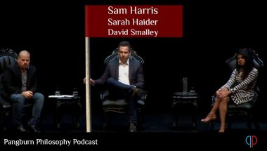 Sam Harris, Sarah Haider & David Smalley: A Celebration of Science & Reason