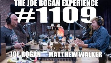 Matthew Walker: The science of sleep - A fascinating conversation with Joe Rogan