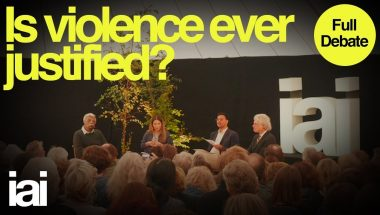 Is Violence Ever Justified? - Full Debate: Steven Pinker, Tariq Ali, Elif Sarican
