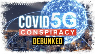 The COVID-5G Conspiracy - Debunked